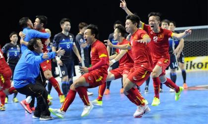 Tuyển Việt Nam nằm bảng tử thần cùng Brazil, Cộng Hòa Séc ở VCK World Cup