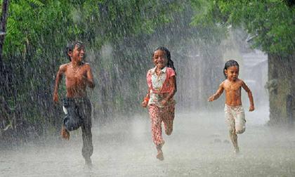 Miền Bắc đón mưa dông từ ngày mai (3/6), chấm dứt thời tiết nắng nóng