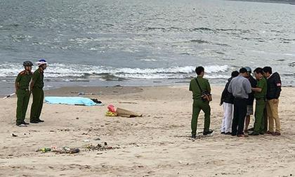 Đà Nẵng: Phát hiện thi thể không mặc áo quần, có hình xăm đầu con sói ở bờ biển