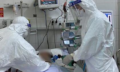 Bệnh nhân 22 tuổi ở Long An đông đặc phổi, anh trai cũng diễn tiến xấu