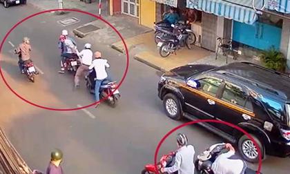 'Tướng cướp' 21 tuổi cầm đầu băng nhóm chuyên cướp giật tài sản của người dân ở TP.HCM