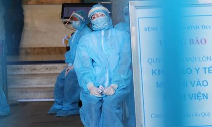 17 ngày bùng dịch Covid-19 tại TP.HCM: 287 ca mắc, 1 người tử vong, ổ dịch mới lây lan nhanh, khó kiểm soát