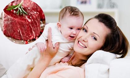 Sai lầm khi cho con ăn thịt bò mất sạch dinh dưỡng, bé càng ngày càng còi cọc dễ sinh bệnh