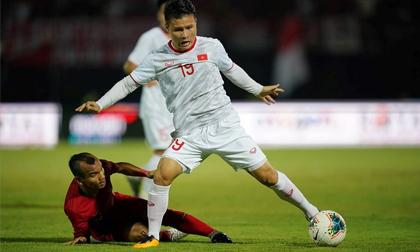 Thầy Park chốt danh sách đấu Indonesia, gạch tên 6 tuyển thủ Việt Nam