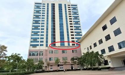 Trưởng phòng điện lực tử vong sau khi rơi từ tầng 17 khách sạn Mường Thanh