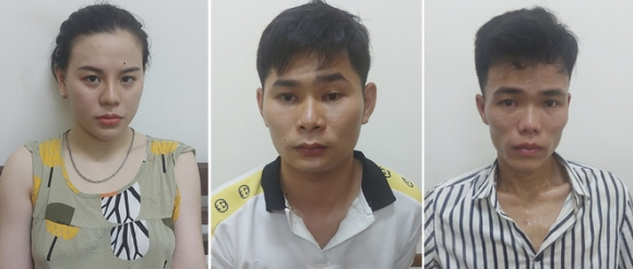 Hot girl Đà Nẵng sinh năm 1999, từ bà chủ tiệm rửa xe đến bà trùm đường dây ma túy - Ảnh 1.