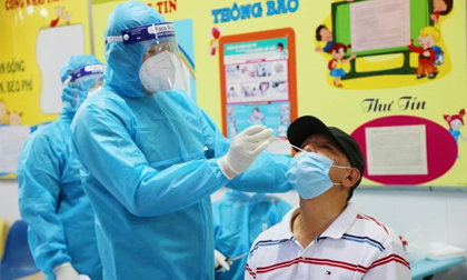 TP.HCM xuất hiện thêm nhiều ca bệnh không rõ nguồn gốc, 6 ổ dịch nhỏ tại Nhóm truyền giáo Phục Hưng cơ bản được kiểm soát