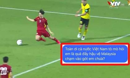 Chính chủ Văn Toàn tiết lộ về tình huống dẫn đến penalty: Đạp muốn rách cả giày