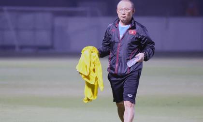 Tuấn Anh chưa thể trở lại, HLV Park Hang-seo vô cùng lo lắng