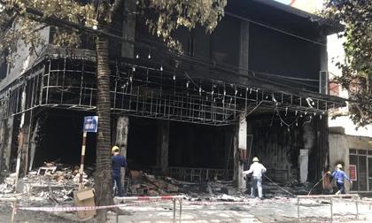 Công an thông tin vụ cháy phòng trà làm 6 người tử vong ở Nghệ An, Bộ Công an vào cuộc điều tra