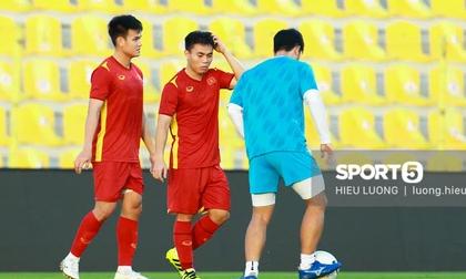 Danh sách 23 cầu thủ đội tuyển Việt Nam đấu UAE ngày 15/6