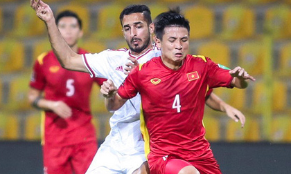 Thua sát nút UAE nhưng Việt Nam vẫn làm nên lịch sử, lần đầu tiên vào vòng loại thứ 3 World Cup 2022!