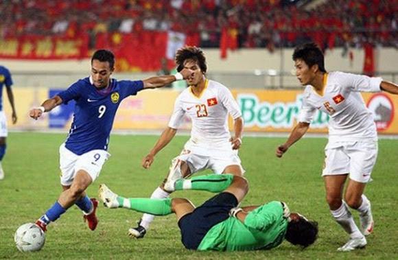 Thủ môn Tấn Trường lần đầu hé lộ về vết sẹo đằng sau thất bại lịch sử tại SEA Games 2009 - Ảnh 1.