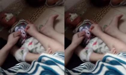 Xác minh clip cô giáo mầm non nhét giẻ vào miệng, hành hạ bé 12 tháng tuổi ở Thái Bình, phẫn nộ hơn là lời chia sẻ về hiệu trưởng