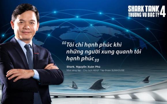 Shark Phú lần đầu khoe ảnh chụp cùng phu nhân trên mạng xã hội nhân ngày Gia đình Việt Nam