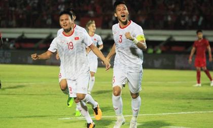 Lịch thi đấu vòng loại World Cup 2022: ĐT Việt Nam gặp Trung Quốc đúng vào mùng Một Tết