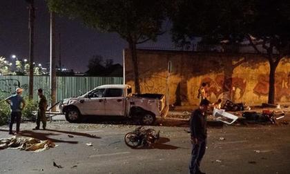 Tạm giữ tài xế ô tô gây tai nạn chết người trong lúc truy bắt kẻ trộm xe SH