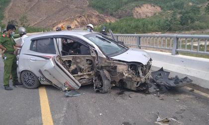 Người đàn ông cướp xe ô tô rồi gây tai nạn