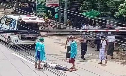 Myanmar tê liệt vì Covid-19: Số ca mắc kỷ lục, bệnh viện quá tải, bệnh nhân phát bệnh chết giữa đường