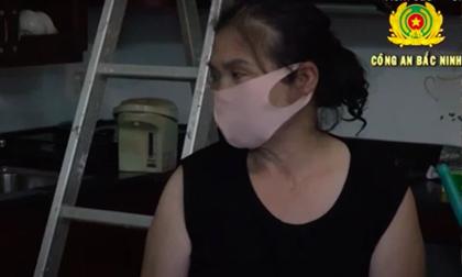 Vừa ra tù, người phụ nữ hơn 60 tuổi tiếp tục lập boongke buôn bán ma tuý