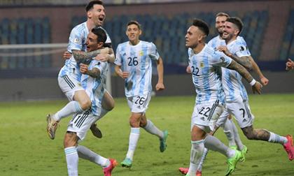 Cựu Quỷ đỏ tung 'nhát kiếm' quyết định, Messi đưa Argentina thoát khỏi 'cơn ác mộng' kinh hoàng
