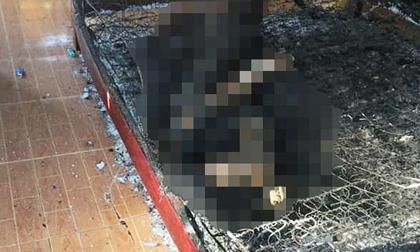 Phát hiện thi thể chết cháy nằm úp trong căn nhà hoang ở Bà Rịa – Vũng Tàu