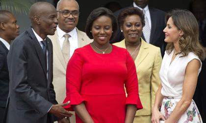 Đệ nhất phu nhân Haiti lần đầu lên tiếng, hé lộ nguyên nhân trực tiếp khiến Tổng thống bị ám sát