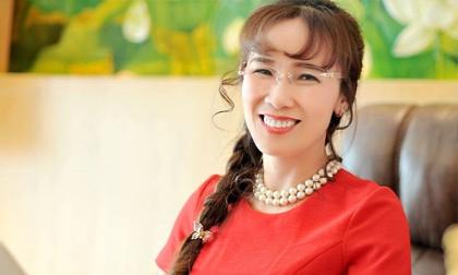Bà Nguyễn Phương Thảo CEO Vietjet là nữ tỷ phú đô la duy nhất của Việt Nam