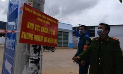 Khởi tố vụ án làm lây lan dịch Covid-19, liên quan 3 người từ TP.HCM tới làm việc ở ngân hàng tại Lâm Đồng