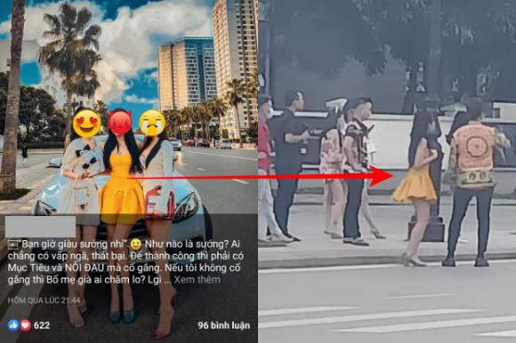 Hội hot girl tài chính lên mạng toàn đăng ảnh ảo tung chảo, sắc vóc thật bên ngoài trông như nào? - Ảnh 1.