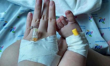 Nhật ký cách ly của bà mẹ và con 4 tháng tuổi là F0: 'Giờ chúng tôi rất thấm thía với Covid-19'