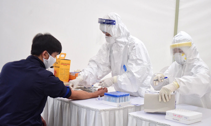 Hà Nội: Phát hiện thêm 6 ca dương tính SARS-CoV-2 tại cộng đồng, tổng 46 ca trong ngày