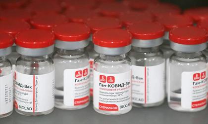 Việt Nam sản xuất lô vaccine Sputnik-V đầu tiên