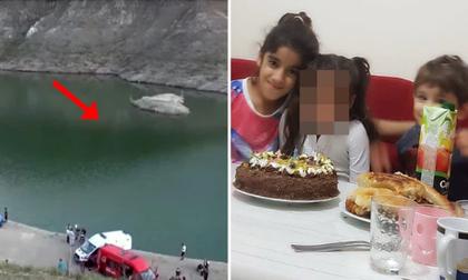 Tiệc sinh nhật hóa đám tang tập thể: 2 đứa trẻ và 3 người thân chết đuối dưới sông, ám ảnh cảnh tượng khi tìm thấy các bé