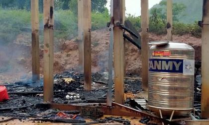 Quảng Trị: Cháy nhà lúc nửa đêm, cô gái tật nguyền 20 tuổi tử vong thương tâm