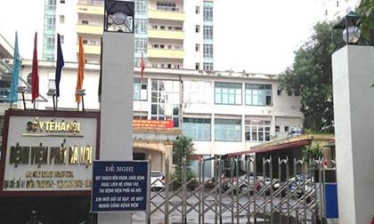 Phát hiện 9 ca dương tính SARS-CoV-2, bệnh viện Phổi Hà Nội dừng tiếp bệnh nhân