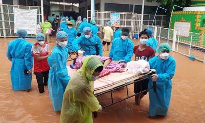 Thảm họa chồng chất ở Myanmar: Đảo chính, COVID-19 và mưa lũ