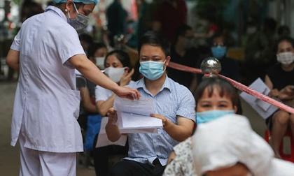 Tối 30/7, Hà Nội thêm 41 ca dương tính SARS-CoV-2, trong ngày có tổng 119 ca