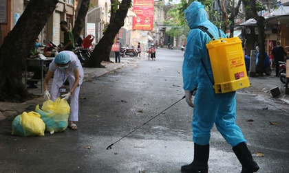 Hà Nội: Phát hiện người đàn ông tử vong trong tư thế treo cổ, xét nghiệm dương tính SARS-CoV-2