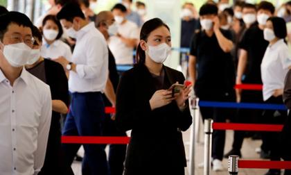 Hàn Quốc: Người nhiễm biến thể Delta có tải lượng virus cao gấp 300 lần