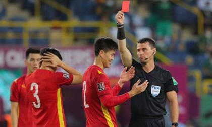 Trang chủ AFC chỉ ra lý do trung vệ Duy Mạnh phải nhận tấm thẻ đỏ nghiệt ngã