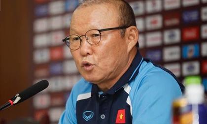 HLV Park Hang-seo: 'Nếu tuyển Việt Nam không mất người, tỉ số trận đấu sẽ là 3-2'