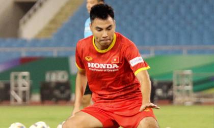 Tuyển Việt Nam về tập luyện ở sân đấu bất bại suốt 5 năm qua