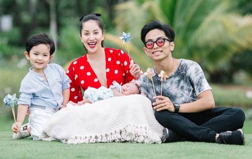 Phan Hiển lần đầu nói về tin đồn có người thứ ba, tiết lộ hai vợ chồng bị stress