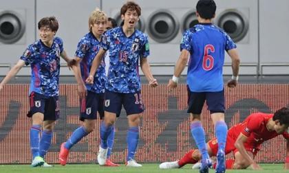 """Kết quả Trung Quốc vs Nhật Bản: """"Dựng xe buýt"""", Trung Quốc vẫn gục ngã trước Nhật Bản, đầy lo lắng chờ đối đầu tuyển Việt Nam"""