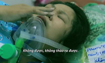 """Phân đoạn ám ảnh nhất trong phóng sự """"Ranh giới"""" của VTV: Điều đau đớn nhất, chính là không kịp nói lời tạm biệt"""