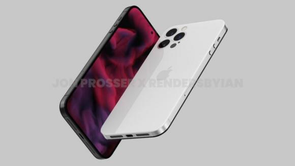 iPhone 13 còn chưa ra nhưng iPhone 14 đã rò rỉ: Không tai thỏ, viền titanium, camera không lồi, có nét giống iPhone 4 - Ảnh 1.