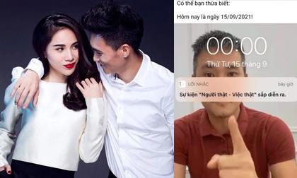 Thời gian 15/9 đã điểm hẹn, netizen 'lót dép' hóng sao kê của vợ chồng Thủy Tiên - Công Vinh