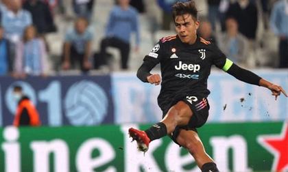 Dybala tỏa sáng, Juventus thắng trận đầu tiên sau khi bán Ronaldo cho MU