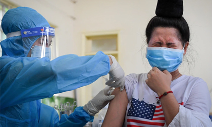 Tỉnh thứ 3 phấn đấu tiêm vắc xin mũi 1 cho 100% người dân sau Hà Nội và TP HCM